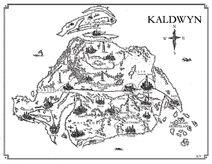 Kaldwyn Map