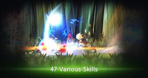 Luke 47 Various Skills