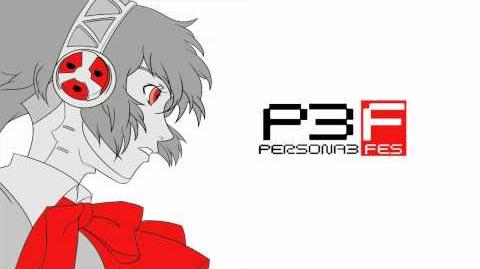 Persona 3 FES 14 - Time Castle