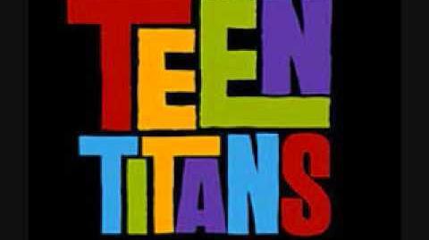 Teen Titans Unreleased Music- Beast Boy and Terra