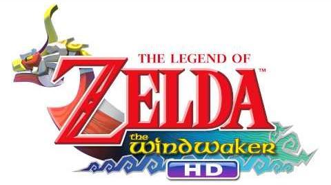 Outset Island - The Legend of Zelda The Wind Waker HD