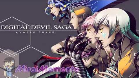 Shin Megami Tensei Digital Devil Saga 2 OST - Battle For Survival Extended