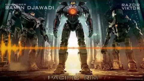Pacific Rim Main Theme Soundtrack HD - Pacific Rim