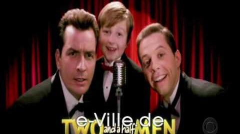 Two and a half men Theme