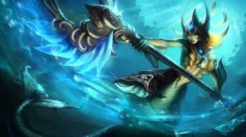 First Look Nami Login Screen and Music