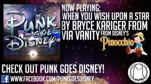 Punk Goes Disney - When You Wish Upon A Star (Screamo Cover)