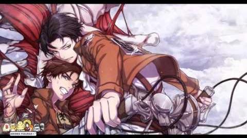 Shingeki no Kyojin - attack on titan - FAN ART - Soundtrack
