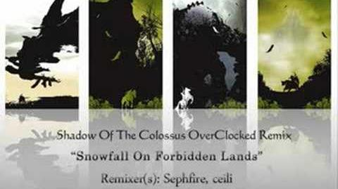 Snowfall On Forbidden Lands ~ Shadow Of The Colossus (OC Remix)