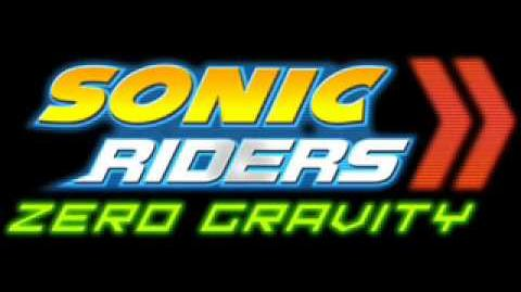 Sonic Riders Zero Gravity - Multi Attack