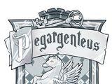 Pegargenteus
