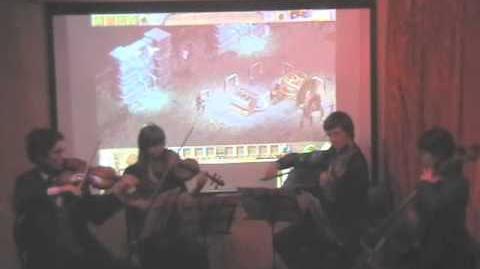 Arcanum vivum — Call of Magic (Nerevar Rising) from The Elder Scrolls III Morrowind