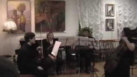 Lively Arcanum — Piece composed five years ago