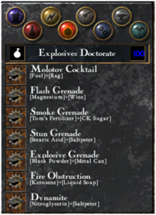 4Explosives