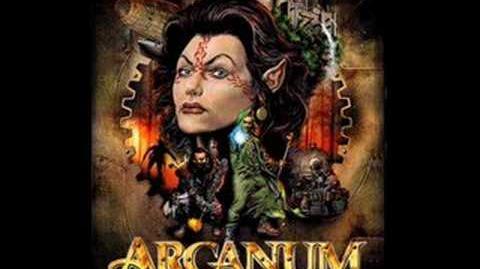 Arcanum Isle of Despair