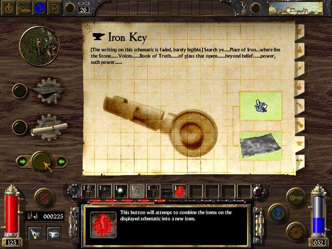 Iron Key