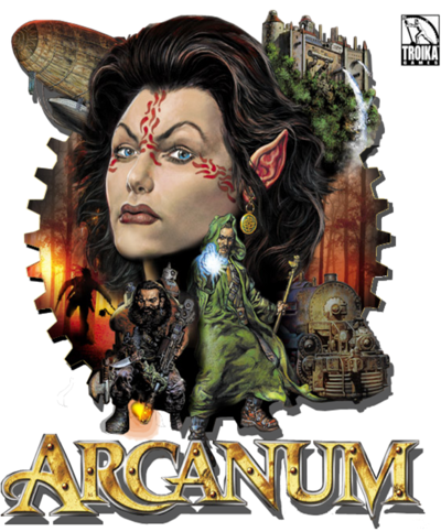 Arcanum: Of Steamworks and Magick Obscura Wiki | Fandom