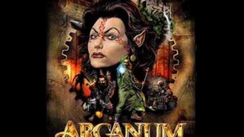 Arcanum Vendigroth Wastes