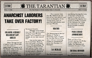 Anarchist Laborers Take Over Factory