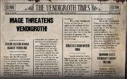 Mage Threatens Vendigroth!