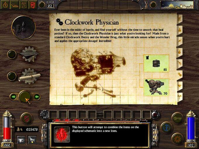 Clockwork Physician