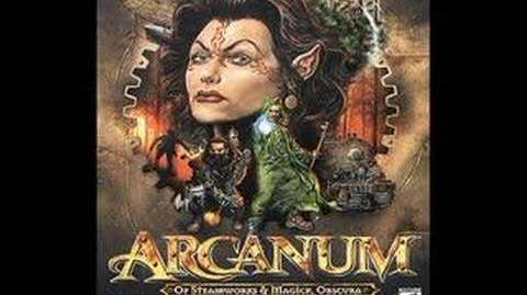 Arcanum - Dwarven and Combat Theme