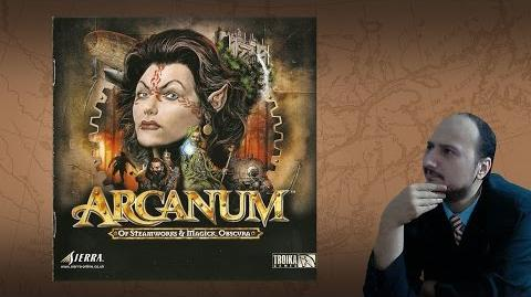 """Gaming History Arcanum Of Steamworks and Magick Obscura """"Freedom comes at a price"""""""