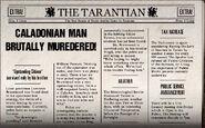Caladonian Man Brutally Muredered!