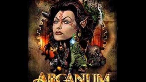 Arcanum Wilderness