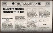 Ifs Zephyr Miracle Survivor Tells All