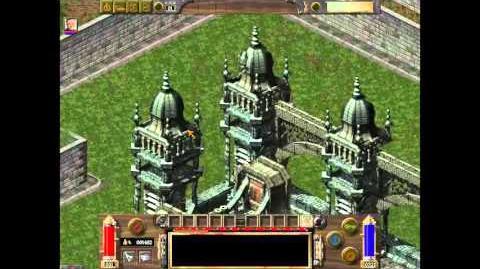 Arcanum - no clip glitch