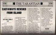 Castaways Rescued For Island!