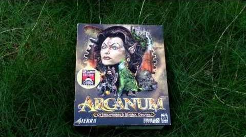 Arcanum Of Steamworks & Magick Obscura Unboxing (PC) ENGLISH