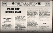 Pirate Ship Strikes Again!