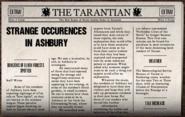 Starange Occurences In Ashbury