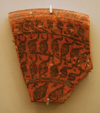 Harappa Red pottery, IVC