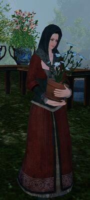 Flower vend