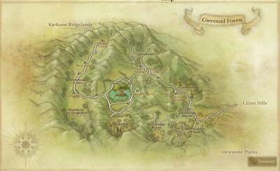 Gweonid Forest