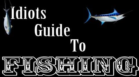 Idiots guide to fishing