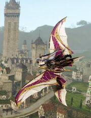 Unclear glider