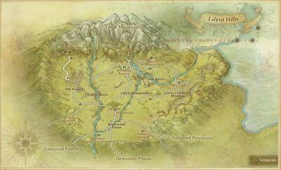 Lilyut Hills