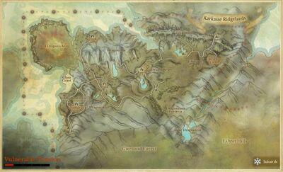 Karkasse Ridgelands