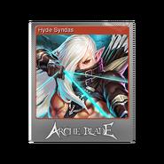 Hyde Syndas (Foil Trading Card)
