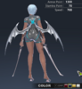 Summer Ridika 3D In-Game Model Back Colour 2