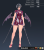 Summer Ridika 3D In-Game Model Front Colour 1