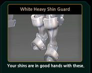 WhiteHeavyShinGuards