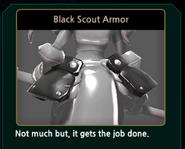 BlackScoutArmor