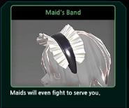 Renoah Maid's Band
