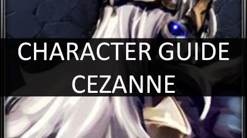 ArcheBlade - Character Tutorial Cezanne