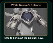 WhiteGeneralsDefender