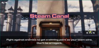 Steamcanal